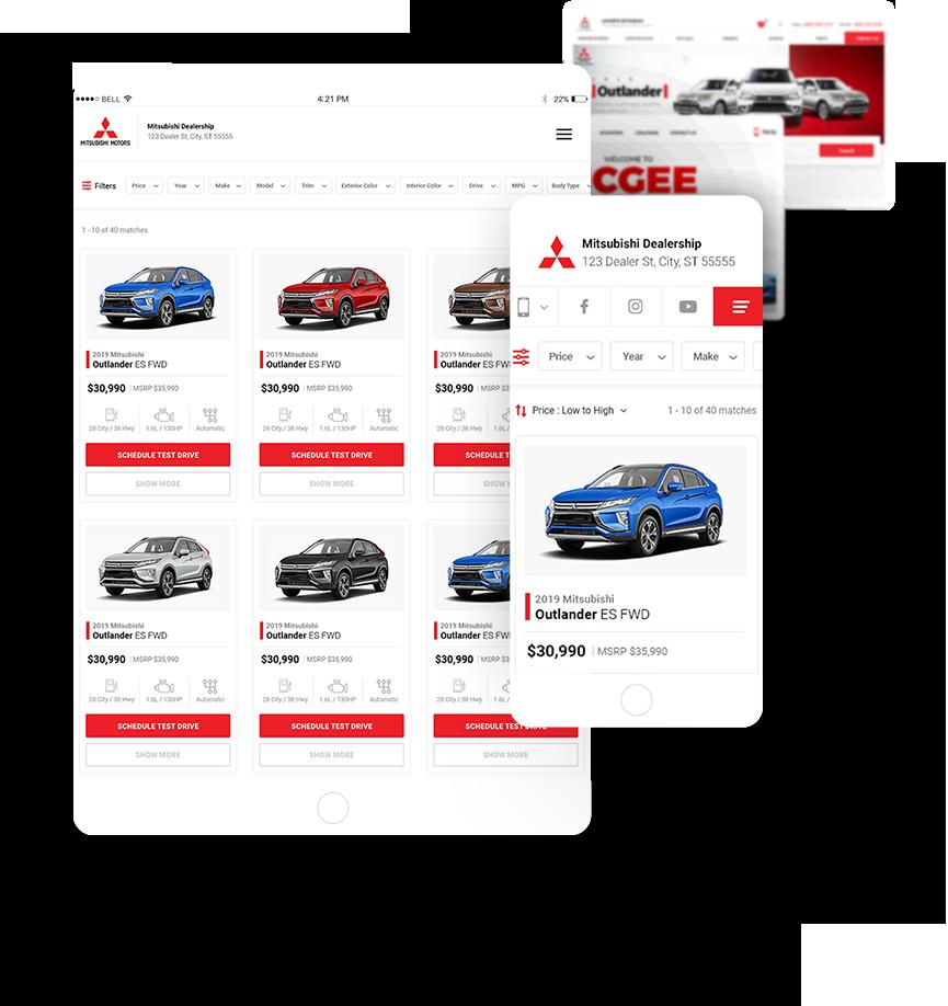 optiauto automotive websites
